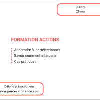 Formations Actions